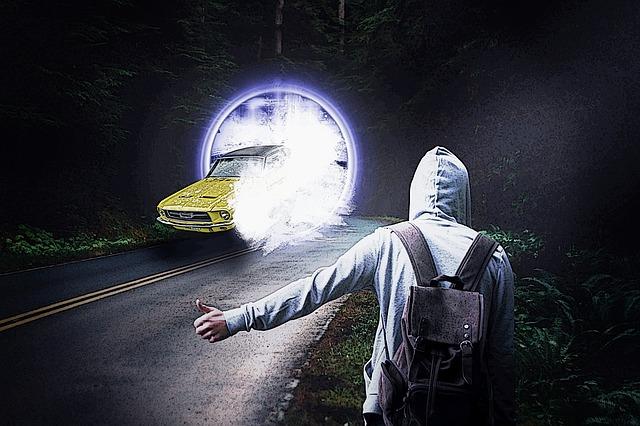 stopování na cestách