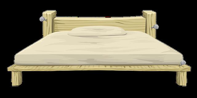 postel s matrací