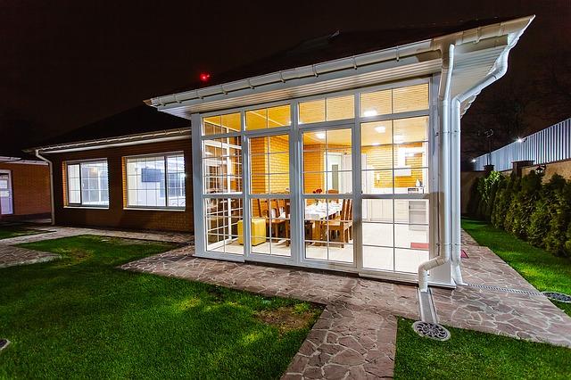 praktická veranda